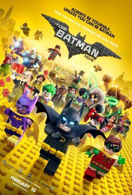 Xem phim Câu chuyện Lego Batman – Lego Batman (2017)
