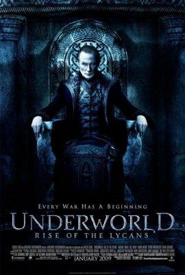 Xem phim Thế Giới Ngầm 3: Người Sói Nổi Dậy – Underworld: Rise of the Lycans (2009)