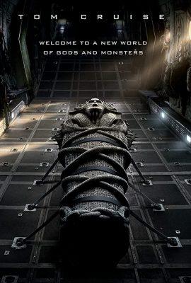 Xem phim Xác Ướp – The Mummy (2017)