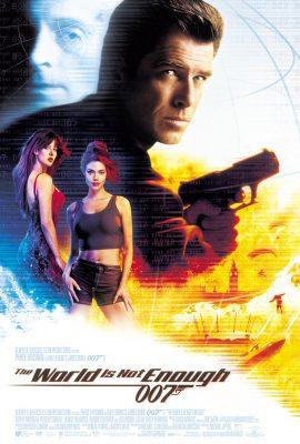 Xem phim Thế giới không đủ – The World Is Not Enough (1999)
