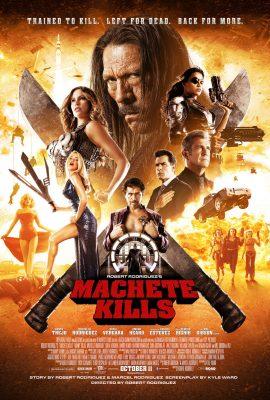 Xem phim Người Hùng Machete – Machete Kills (2013)