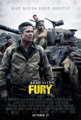 Xem phim Cuồng Nộ – Fury (2014)