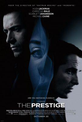 Xem phim Ảo Thuật Gia Đấu Trí – The Prestige (2006)