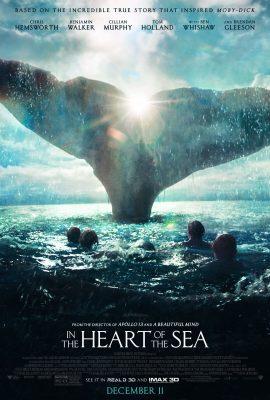 Xem phim Biển Sâu Dậy Sóng – In the Heart of the Sea (2015)
