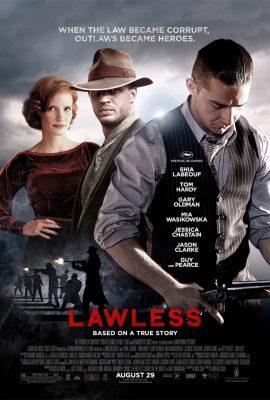 Xem phim Luật Rừng – Lawless (2012)
