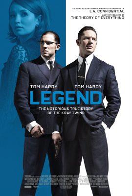 Xem phim Song Sinh Sát Thủ –  Legend (2015)