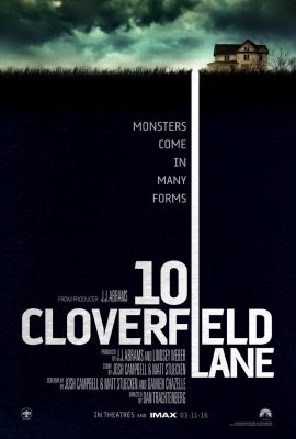 Xem phim Căn Hầm – 10 Cloverfield Lane (2016)