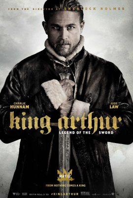 Xem phim Vua Arthur: Thanh Gươm Trong Đá – King Arthur: Legend of the Sword (2017)