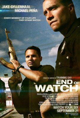 Xem phim Tàn Cuộc – End of Watch (2012)