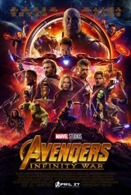 Xem phim Avengers: Cuộc chiến vô cực – Avengers: Infinity War (2018)