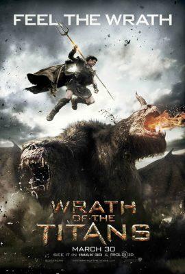 Xem phim Sự phẫn nộ của các vị thần – Wrath of the Titans (2012)