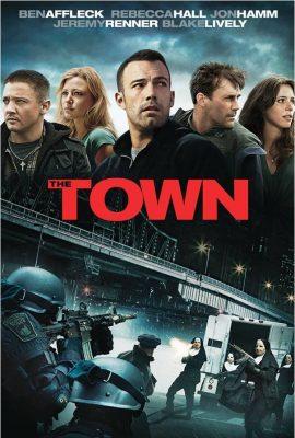 Xem phim Thị Trấn Tội Ác – The Town (2010)