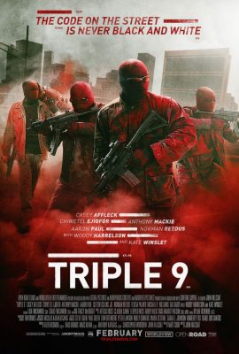 Xem phim Phi vụ 999 – Triple 9 (2016)