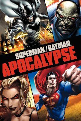 Xem phim Siêu Nhân Và Người Dơi: Khải Huyền – Superman/Batman: Apocalypse (2010)