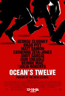 Xem phim Mười hai tên cướp thế kỷ – Ocean's Twelve (2004)
