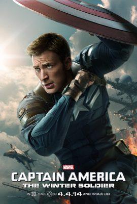 Xem phim Captain America: Chiến Binh Mùa Đông – Captain America: The Winter Soldier (2014)