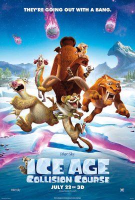 Xem phim Kỷ Băng Hà 5: Trời Sập – Ice Age: Collision Course (2016)