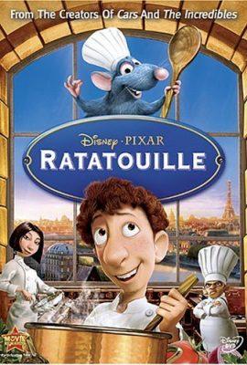 Chuột đầu bếp – Ratatouille (2007)'s poster