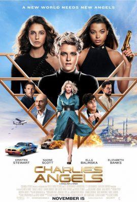 Xem phim Những Thiên Thần Của Charlie – Charlie's Angels (2019)