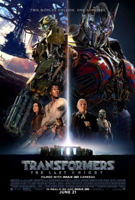 Xem phim Transformers: Chiến Binh Cuối Cùng (2017)