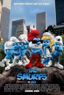 Xem phim Xì Trum – The Smurfs (2011)