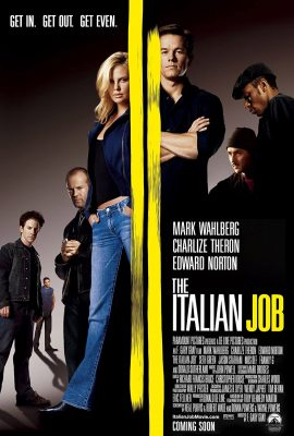 Xem phim Kẻ Phản Bội – The Italian Job (2003)