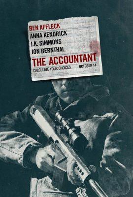 Xem phim Mật Danh: Kế Toán – The Accountant (2016)