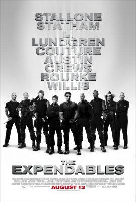 Xem phim Biệt đội đánh thuê – The Expendables (2010)