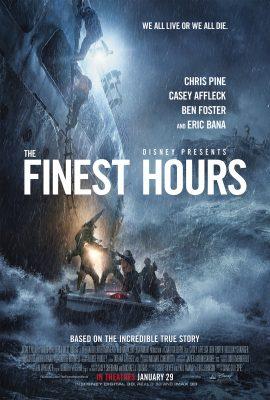 Xem phim Giờ Lành – The Finest Hours (2016)