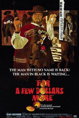 Xem phim Thêm Vài Xu Lẻ – For a Few Dollars More (1965)