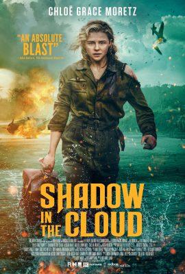 Xem phim Quái Vật Trong Mây – Shadow in the Cloud (2020)