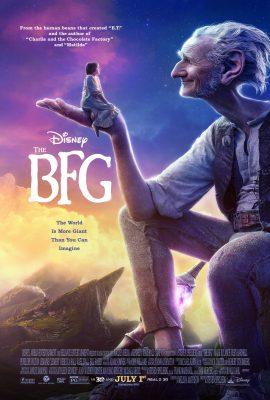 Xem phim Chuyện Chưa Kể Ở Xứ Sở Khổng Lồ – The BFG (2016)