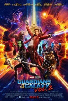 Xem phim Vệ Binh Dải Ngân Hà 2 – Guardians of the Galaxy Vol. 2 (2017)