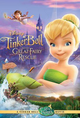Xem phim Tinker Bell và cuộc giải cứu vĩ đại – Tinker Bell and the Great Fairy Rescue (2010)