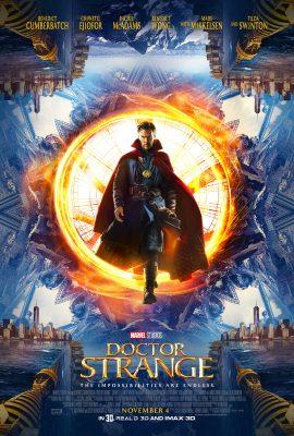 Xem phim Phù Thủy Tối Thượng – Doctor Strange (2016)