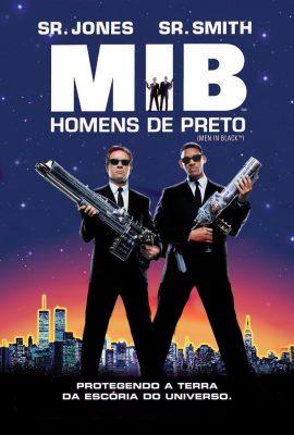 Xem phim Đặc Vụ Áo Đen – Men in Black (1997)