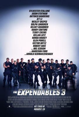Xem phim Biệt đội đánh thuê 3 – The Expendables 3 (2014)