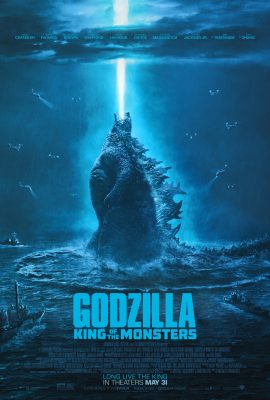 Xem phim Chúa Tể Godzilla: Đế Vương Bất Tử – Godzilla: King of the Monsters (2019)