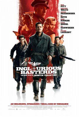 Xem phim Định Mệnh – Inglourious Basterds (2009)