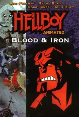 Xem phim Quỷ Đỏ: Máu và Sắt – Hellboy Animated: Blood and Iron (2007)