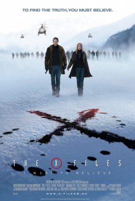 Xem phim Hồ Sơ Tuyệt Mật: Tôi Muốn Tin – The X Files: I Want to Believe (2008)