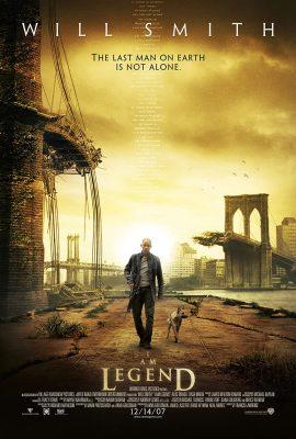 Xem phim Tôi là huyền thoại – I Am Legend (2007)