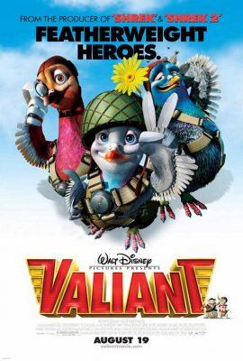 Xem phim Biệt Đội Bồ Câu – Valiant (2005)