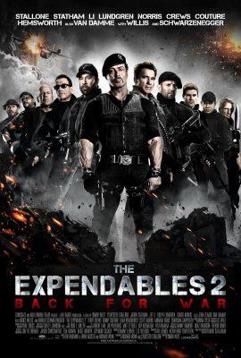 Xem phim Biệt đội đánh thuê 2 – The Expendables 2 (2012)