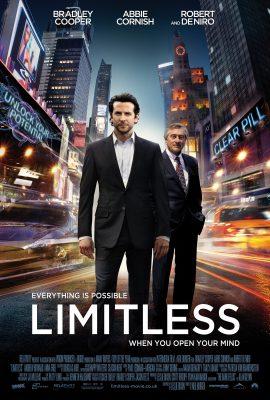Xem phim Trí Lực Siêu Phàm – Limitless (2011)
