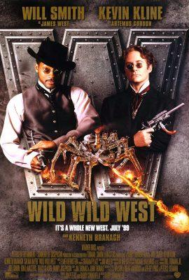Xem phim Miền Tây hoang dã – Wild Wild West (1999)