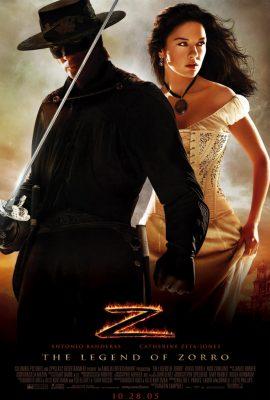 Xem phim Huyền thoại Zorro – The Legend of Zorro (2005)