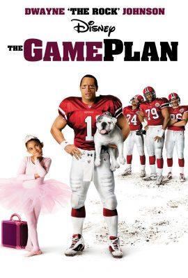 Xem phim Kế Hoạch Làm Bố – The Game Plan (2007)