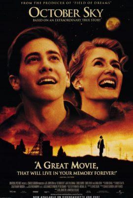 Xem phim Bầu Trời Tháng Mười – October Sky (1999)