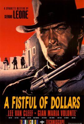 Xem phim Một nắm đô la – A Fistful of Dollars (1964)